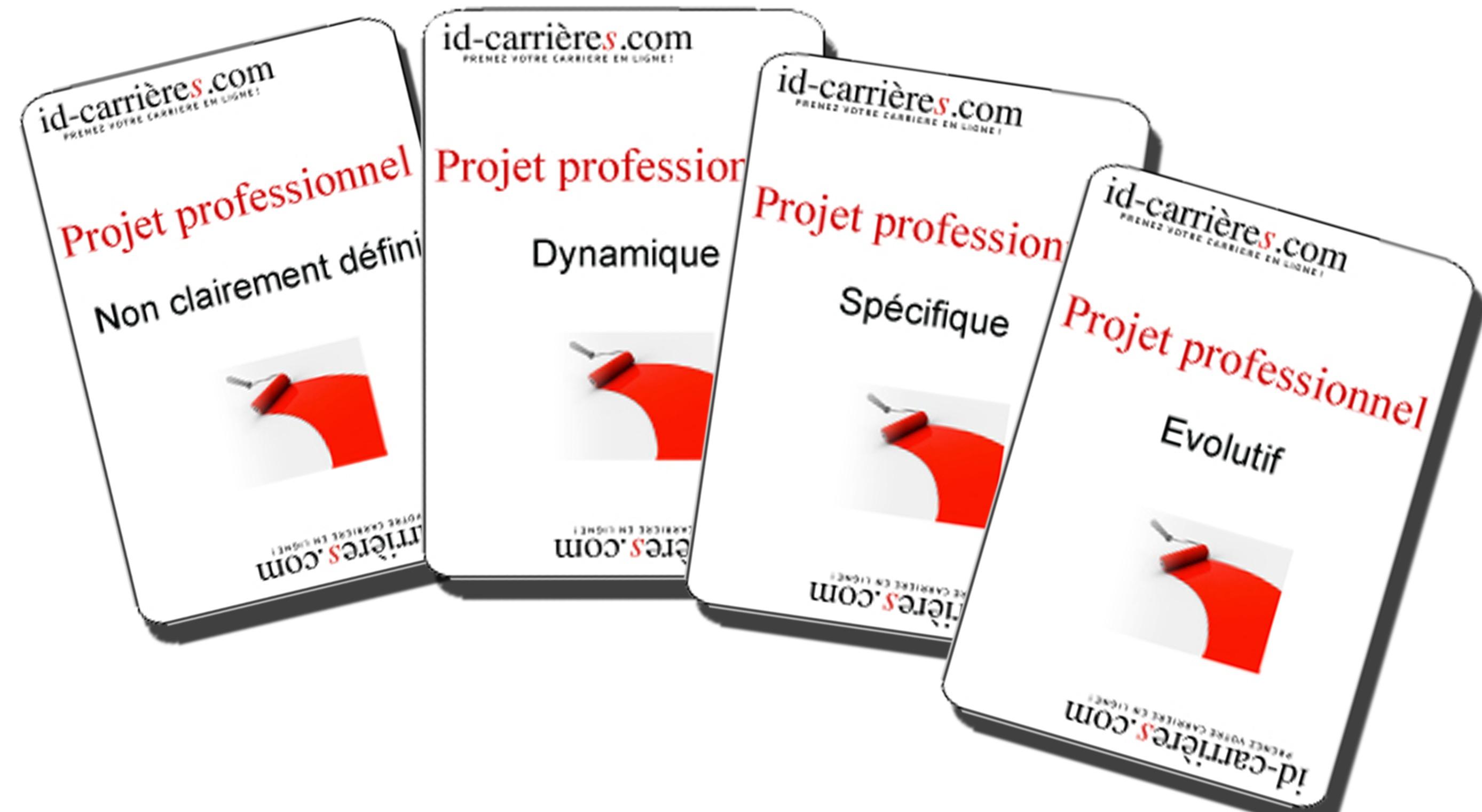 Le projet professionnel : une cible évolutive, un outil de communication