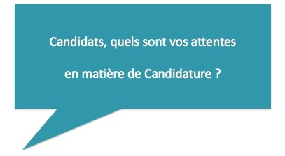 Paroles de candidats N°2 : la candidature !
