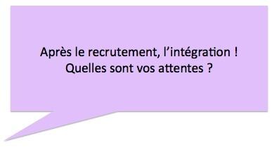 Paroles de candidats N°5 : l'intégration dans l'entreprise