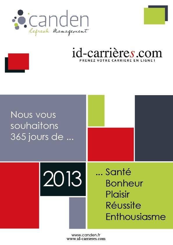 Heureuse Année 2013 à tous !