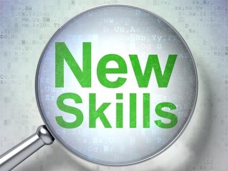 Compétences digitales et projet professionnel